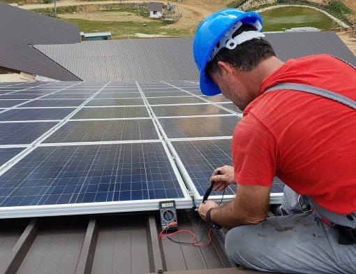 O que acontece se o inversor solar falhar